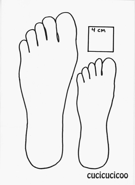adult and child foot pattern for bath/changing room/locker room mats