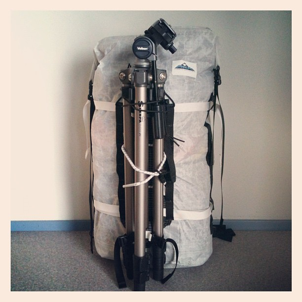 The @HyperliteMGear Ice Pack also works very well as a filming bag. #photography #videography