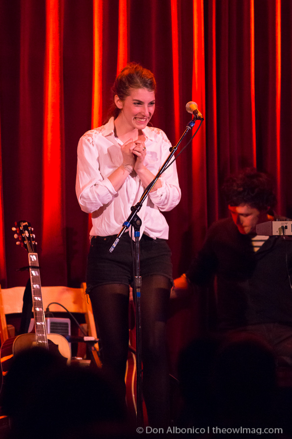 BOY @ Swedish American Hall, SF 3/6/13