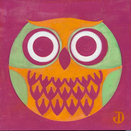 Owl by Jason Dryg