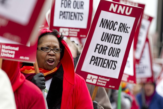 Missouri RNs fight for safe lift bill - HB 856