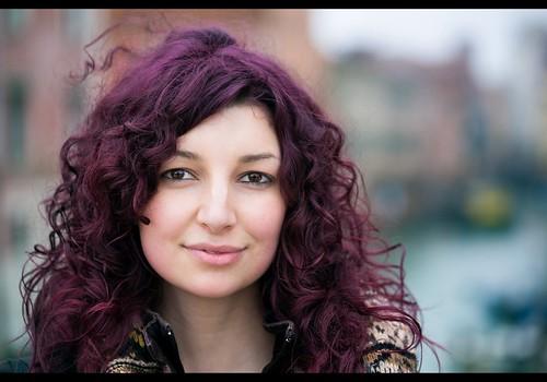 Greta (Stranger #14/100), Venezia Fondamente Nove by flatworldsedge