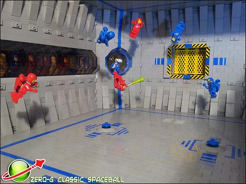 Zero-G Classic Spaceball by Heiwa71