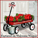 Welcome Wagon Feature ... Cozy Little Cottage