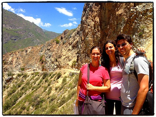 Hiking the Colca Canyon in Peru by tf_82