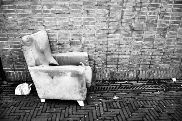 Profile of a Street Chair_small