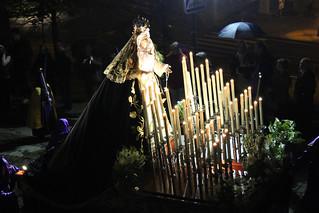 Virgen de las Lágrimas (Julio César Martín Caballero)