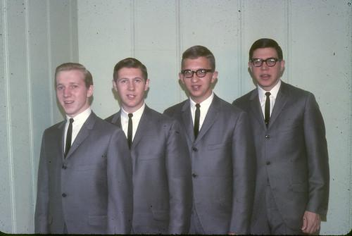 1965-66 Ambassadors Quartet