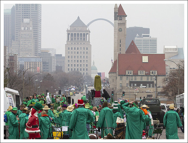 St. Patrick's Parade 10