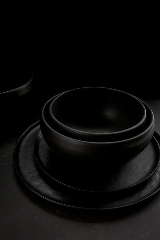 black pure