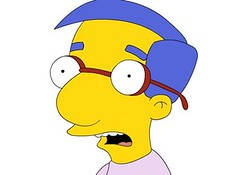 milhouse the simpsons