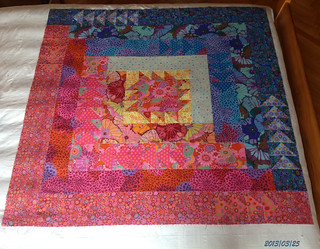 quilt waiting to finish ...