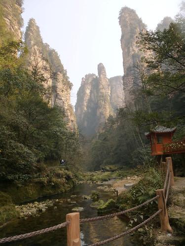 Hunan13-Parc-Ruisseau du Fouet d'or (63)