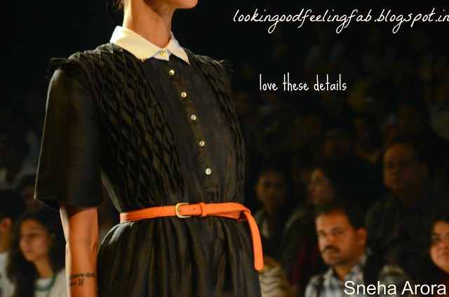 lakme fashion week SS 2013