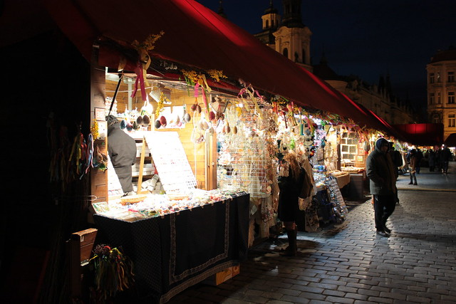 Easter market from Flickr via Wylio