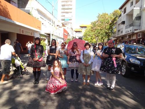 Lolita meetup (March 24th, 2013)
