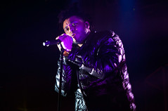 The Weeknd @ Electric Ballroom, London 24/03/12