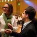 Arian Kriesch nach seiner Wahl ins Präsdium der FDP Bayern