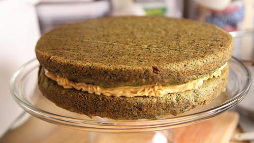 Vegan Kale Cake Recipe - Dessert