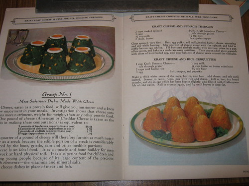 Page from Cheese & Ways to Serve It