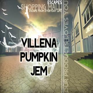 Villena & Pumpkin