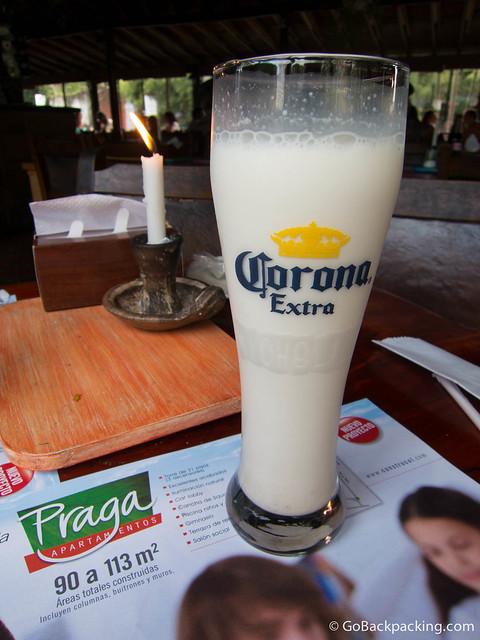 Avena juice