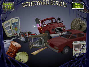 free Zombiezee Money slot bonus game