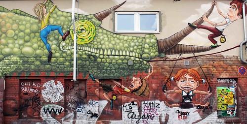 Граффити Берлин0771