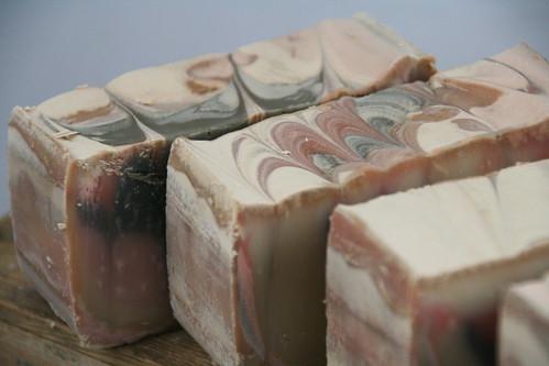 Cherry Almond Soap - The Daily Scrub (3)
