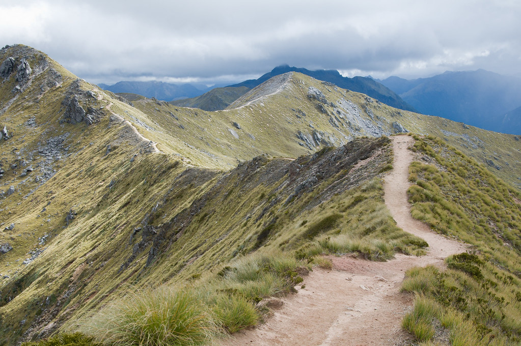 Kepler Track - The Ridgeline