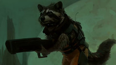 GotG - Rocket Raccoon