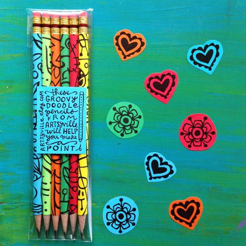 groovy-doodle-pencils