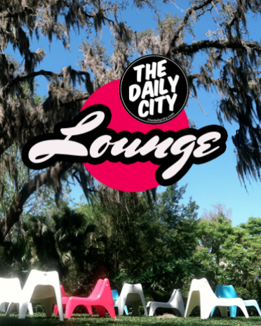 TheDailyCity.com Lounge at Florida Film Festival