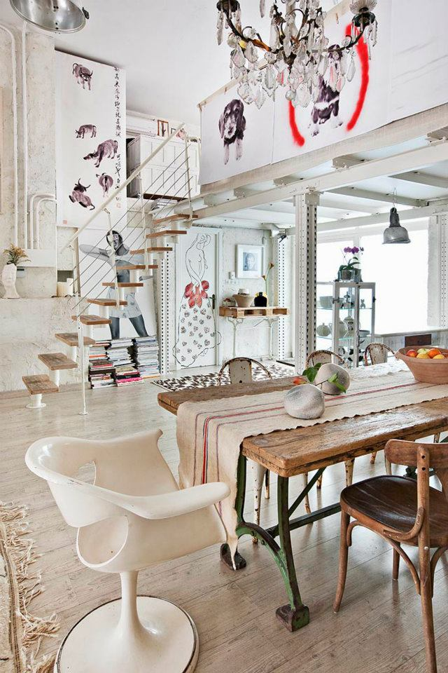 Manolo's Loft in Madrid
