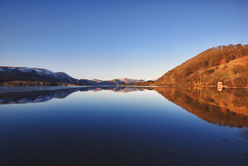 morning england house snow mountains reflection nature water sunrise canon landscape dawn spring day stones wide shoreline lakedistrict scenic clarity tranquility calm hills clear cumbria serene capped epic f28 6d ullswater pooleybridge 1635mm beautyinnature