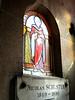 St Peter. Cimetière du Père-Lachaise, Paris, France