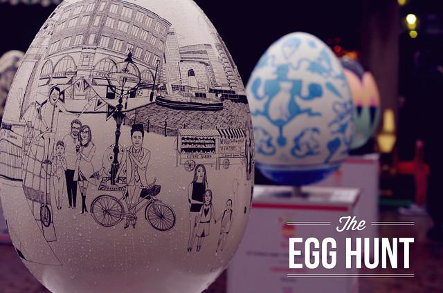 The Big Egg Hunt 2013