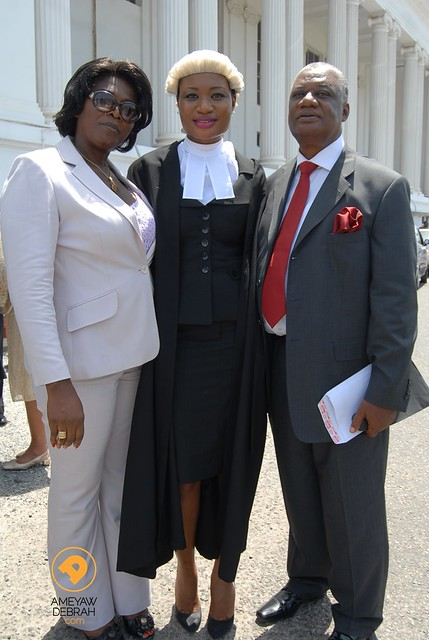 8643467365 aa256b94ce z From Fashion Police to Lawyer: Exclusive photos of Sandra Ankobiah joining the bar