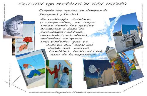 FF mendoza Diagramaticas; Murales de San Isidro 2013 by FFMENDOZA -AUSTRALIA
