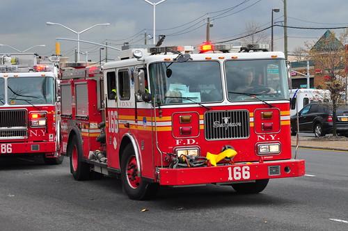 FDNY Engine 166