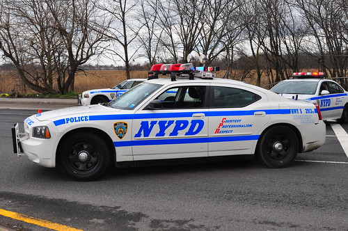 NYPD Highway Patrol Dodge Charger RMP