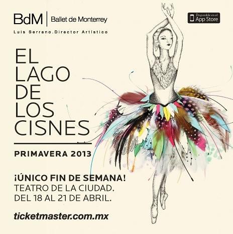 Lago de los Cisnes - Ballet de Monterrey