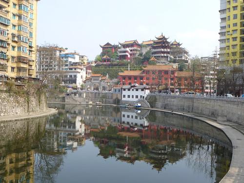 Guizhou13-Zunyi Temple Xiangshan (7)