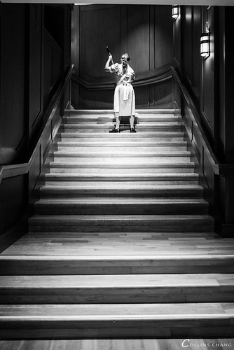 Spotlight Stair Sweep by Starnerd