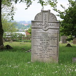 Grave of Ernest & Mary Ann Radford & Mary Millicent Cotton