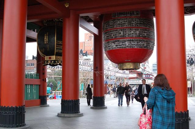 0099 - Asakusa y templo Senso-ji