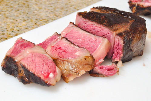 Sous-Vide Steaks Recipes — Dishmaps