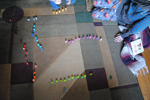 patterns of play