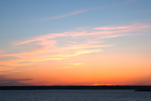 sunset narragansettbay 111365