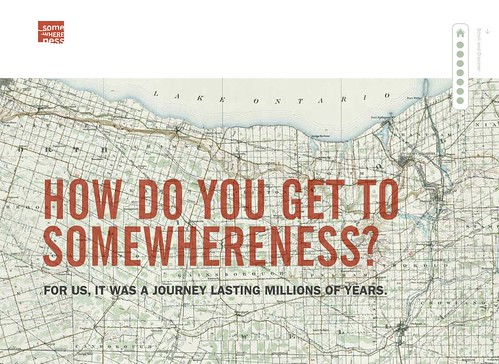 Somewhereness Website